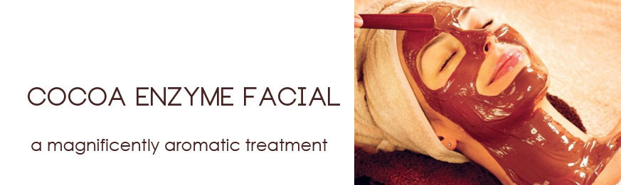 Cocoa Enzyme Facial Treatment