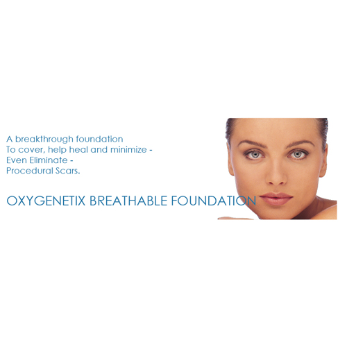 Oxygenetix Breatheable Foundation