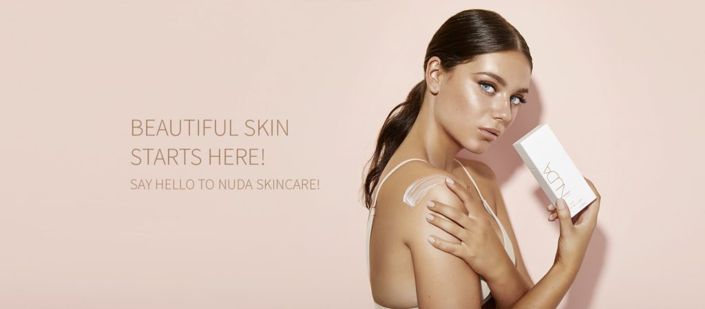 NUDA Sunless Tanning Solution