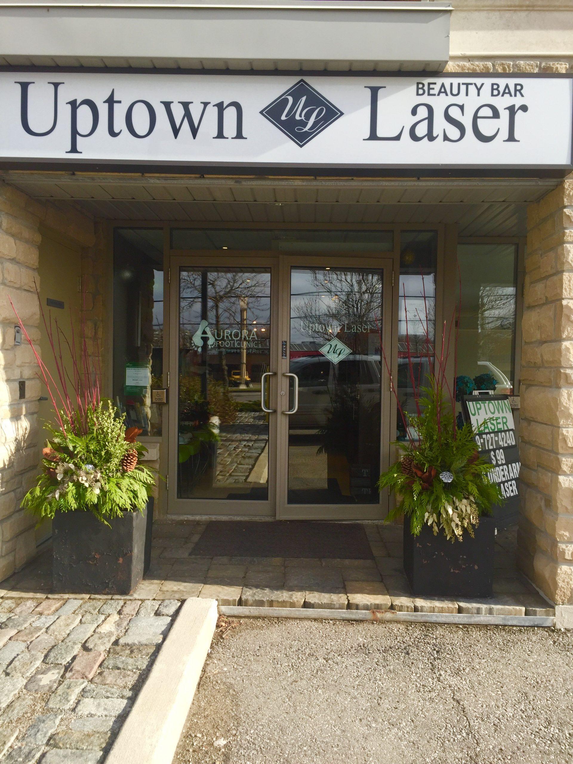 Uptown Laser
